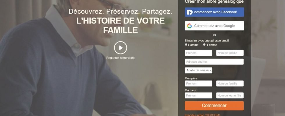 myheritage genealogie